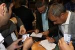 پیشکسوتان فوتبال ایران کارت اهدای عضو گرفتند