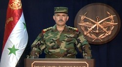 Syrian command