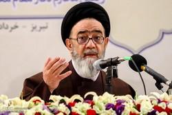 آل هاشم امام جمعه تبریز