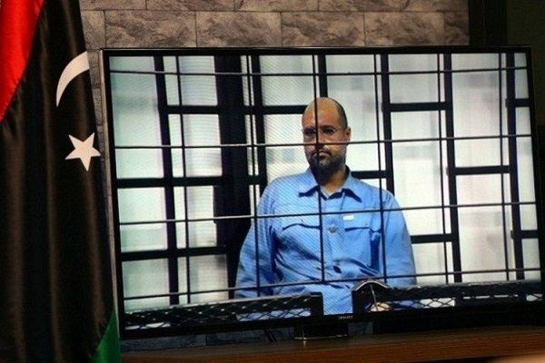 Libya'da makamlardan Kaddafi'nin oğlu hakkında yakalama kararı