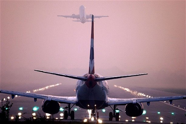 Flights crossing Iran's airspace up by 17%