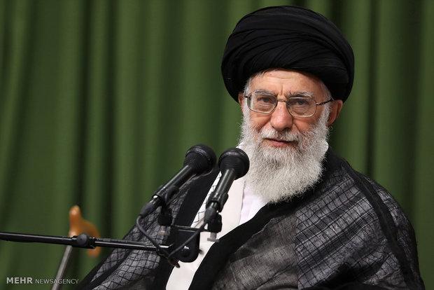 قائد الثورة يستقبل قيادات المجلس الاعلى الإسلامي
