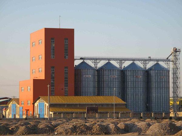 واحد تولید خوراک دام در شهرستان مهریز بهرهبرداری می شود
