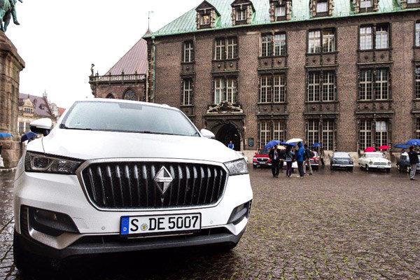توافق بورگوارد آلمانی با خودروسازان ایرانی