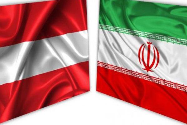 ایران اتریش