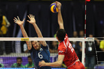 Iran, Argentina volleyball in frames