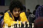 بردیا دانشور - شطرنجباز نونهال ایران - شطرنج