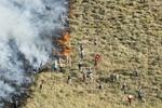 هشدار سازمان محیط زیست برای پرهیز از آتشافروزی در طبیعت