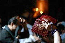 ویژه برنامه های شبهای قدر در حسینیه اعظم زنجان برگزار می شود