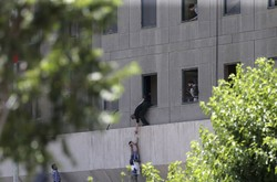 Tehran terror attacks