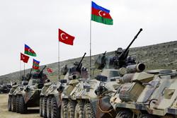 Türkiye ve Azerbaycan ordusundan ortak askeri tatbikat