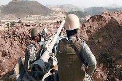 حمله موشکی ارتش یمن علیه مواضع ائتلاف عربستان