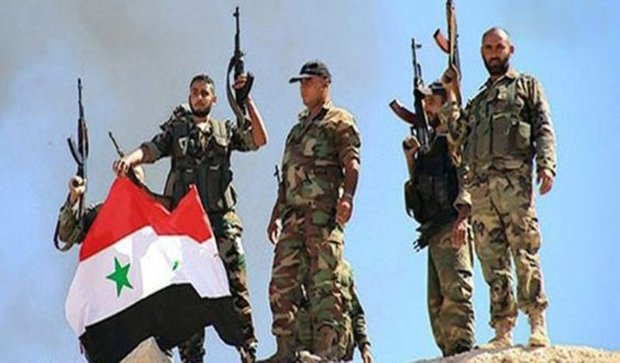 Syrian army downs booby-trapped radio-controlled aircraft in Daraa