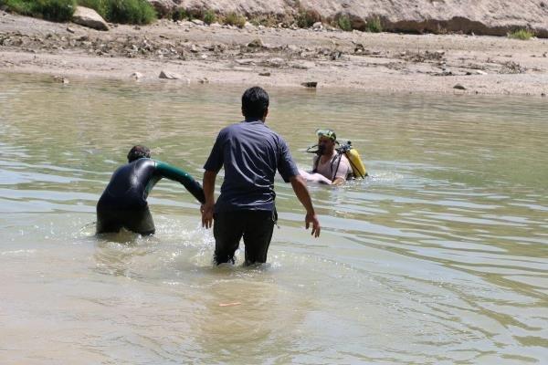 نوجوان ۱۲ ساله در سد آغ چای غرق شد