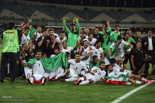 صعود تاریخی ایران به جامجهانی/رکوردهایی که تیم ایران برجای گذاشت