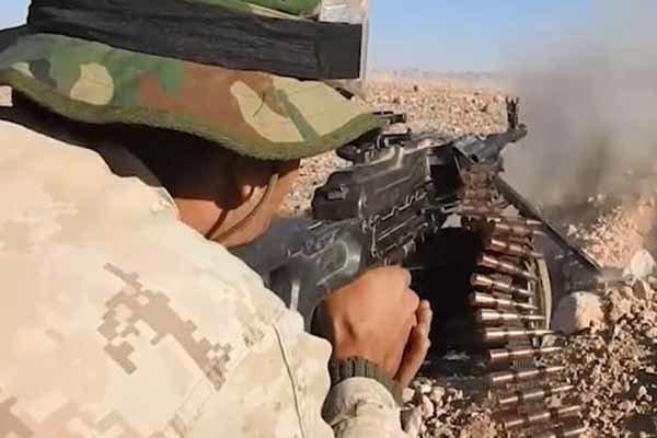 نبرد سنگین ارتش سوریه با تروریستها در جنوب ادلب/۸ منطقه جدید فتح شد
