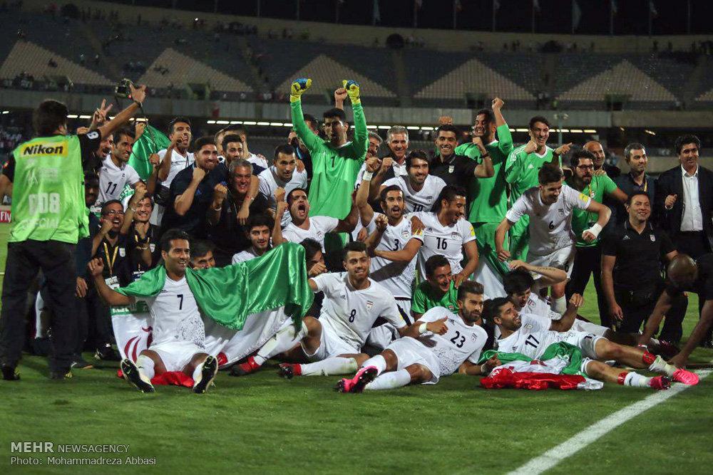 İran, 2018 Rusya Dünya Kupası'na katılmayı garantiledi