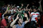 احتفالات العاصمة طهران بتأهل المنتخب الوطني لكأس العالم 2018/صور