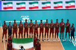 Volleyball team loses to Russian rivals
