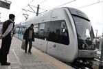 راهاندازی قطار برقی همدان - تهران تا پایان سال جاری