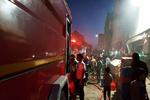 آتش سوزی در خیرآباد ورامین