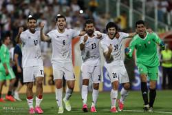 دیدار تیمهای ایران و ازبکستان