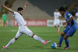 دیدار تیم های ملی فوتبال ایران وازبکستان