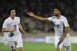 ايران تهزم الجزائر بهدفين مقابل هدف واحد في مباراة ودية