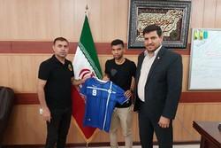 بازیکنان نفت تهران و سپاهان به استقلال خوزستان پیوستند