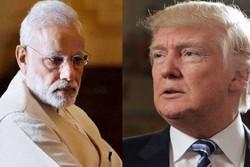 امریکی صدر ٹرمپ نے ہندوستان کے دورے کی دعوت رد کردی
