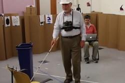 سیستم نابینایان
