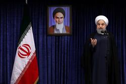 روحاني: يجب الاهتمام بطموحات ومطالب الشعب في الوقت الحاضر