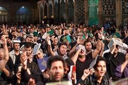 تامین امنیت شبهای قدر با حضور پررنگ پلیس/نظارت بر توزیع نذری ها
