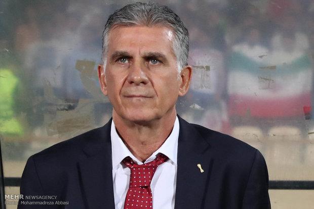 پیام نوروزی کارلوس کیروش به مردم ایران و هواداران فوتبال