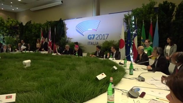 G-7 reiterates commitment to Paris agreement sans US