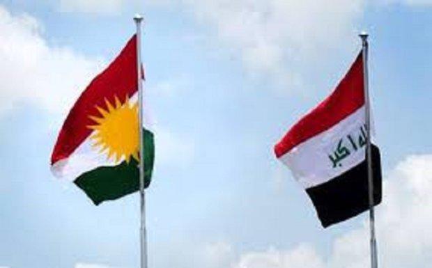 پرچم عراق و اقلیم