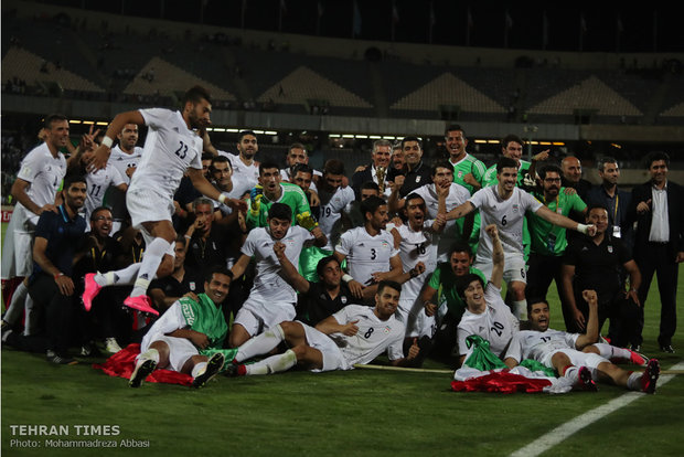 Iran qualify for 2018 World Cup after beating Uzbekistan