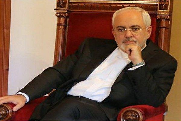 ظريف يطالب الوكالة الدولية للطاقة الذرية بتجنب الإخلال بالتنمية الاقتصادية والتكنولوجية لايران