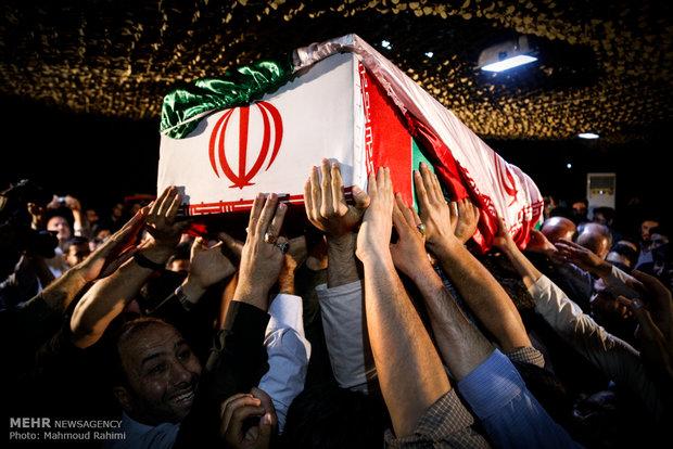 شهدای مدافع حرم فریادگر ندای حقانیت اسلام و ایران هستند