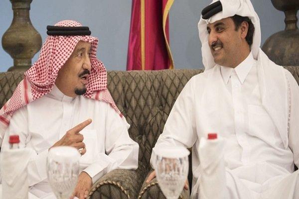 سعودی عرب کے بادشاہ کو قطر سے شکست ہوگئی