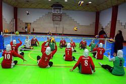 تیم ملی والیبال نشسته بانوان