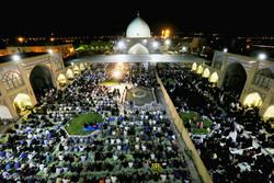 زنجان میں 19 رمضان المبارک  کی مناسبت سے شب بیداری