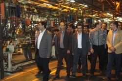تور بازید عمومی از واحدهای صنعتی کرمان برگزار می شود