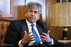 ساوراب کومار سفیر هند در ایران