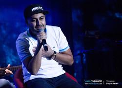 Pop singer Behnam Safavi