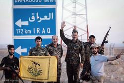 استقرار نُجَباء در نوار مرزی عراق و سوریه