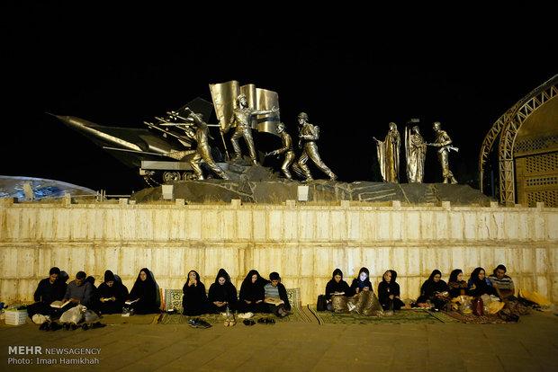 İran'da Kadir Geceleri