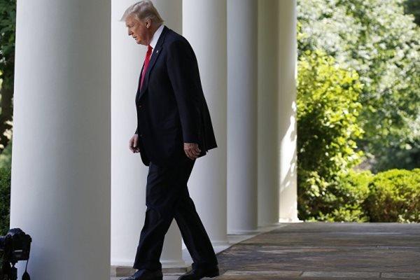 ترامپ با سران عربستان و ابوظبی تلفنی گفتگو کرد