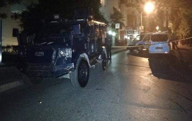 """السلطات التركية تعلن مقتل """"إرهابي"""" حاول اغتيال وزير الداخلية في إسطنبول"""