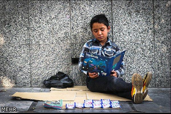 خطر کوچ کودکان کار از خیابان ها به کارگاه های زیرزمینی